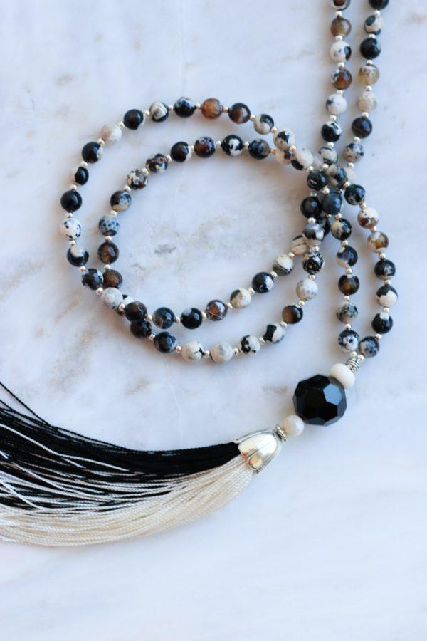 crackle-tassel-necklace